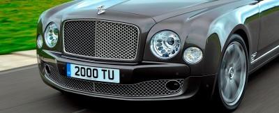 Loving the Bentley Mulsanne - Mega Galleries 29