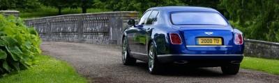 Loving the Bentley Mulsanne - Mega Galleries 3