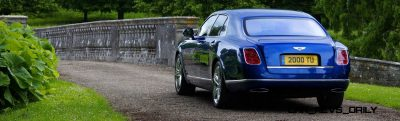Loving the Bentley Mulsanne - Mega Galleries 3
