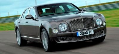 Loving the Bentley Mulsanne - Mega Galleries 30