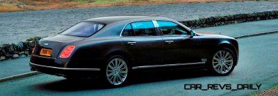 Loving the Bentley Mulsanne - Mega Galleries 35