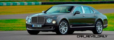 Loving the Bentley Mulsanne - Mega Galleries 36