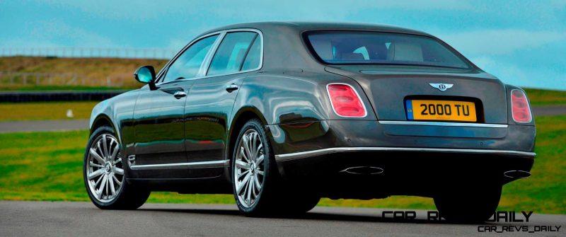 Loving the Bentley Mulsanne - Mega Galleries 37
