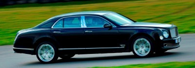 Loving the Bentley Mulsanne - Mega Galleries 38