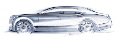 Loving the Bentley Mulsanne - Mega Galleries 39
