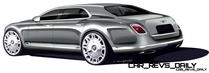Loving the Bentley Mulsanne - Mega Galleries 40