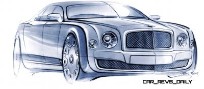 Loving the Bentley Mulsanne - Mega Galleries 41