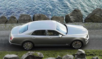 Loving the Bentley Mulsanne - Mega Galleries 42