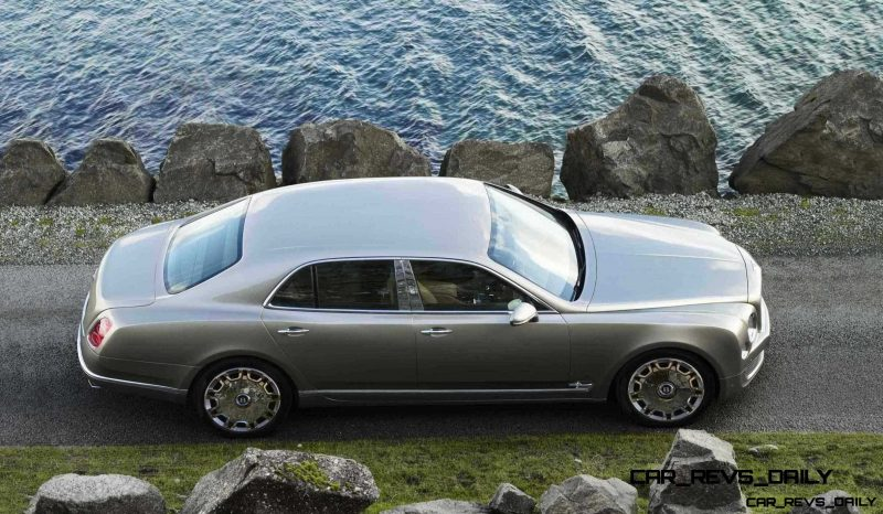 Loving the Bentley Mulsanne - Mega Galleries 42