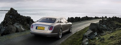 Loving the Bentley Mulsanne - Mega Galleries 43