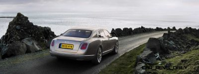 Loving the Bentley Mulsanne - Mega Galleries 43