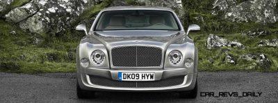Loving the Bentley Mulsanne - Mega Galleries 45