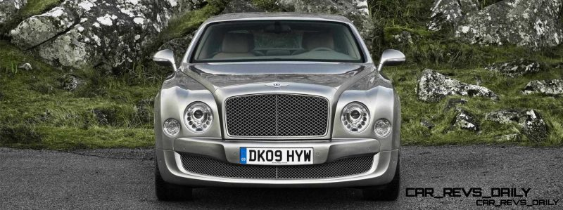 Loving the Bentley Mulsanne - Mega Galleries 45