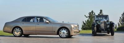 Loving the Bentley Mulsanne - Mega Galleries 47