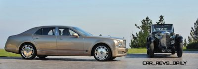Loving the Bentley Mulsanne - Mega Galleries 47
