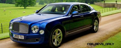 Loving the Bentley Mulsanne - Mega Galleries 48