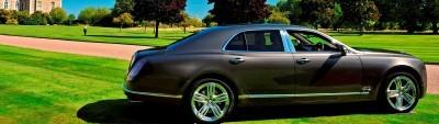 Loving the Bentley Mulsanne - Mega Galleries 49