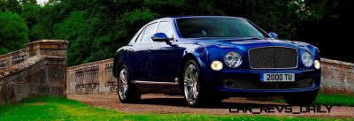 Loving the Bentley Mulsanne - Mega Galleries 5