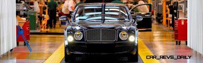 Loving the Bentley Mulsanne - Mega Galleries 50