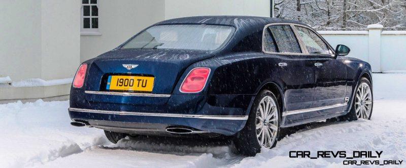 Loving the Bentley Mulsanne - Mega Galleries 51