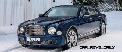 Loving the Bentley Mulsanne - Mega Galleries 52