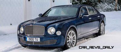 Loving the Bentley Mulsanne - Mega Galleries 52