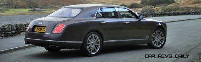 Loving the Bentley Mulsanne - Mega Galleries 53