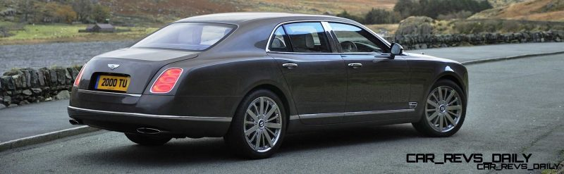 Loving the Bentley Mulsanne - Mega Galleries 53