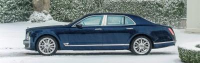Loving the Bentley Mulsanne - Mega Galleries 55