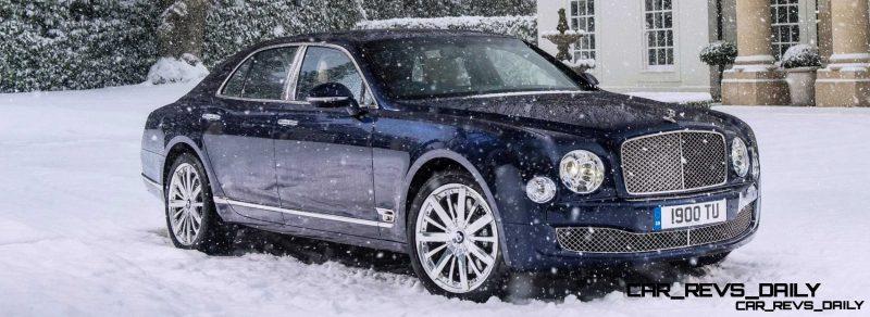 Loving the Bentley Mulsanne - Mega Galleries 56