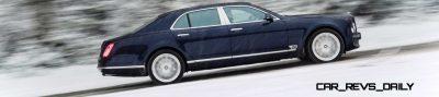 Loving the Bentley Mulsanne - Mega Galleries 57