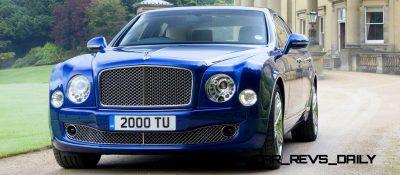 Loving the Bentley Mulsanne - Mega Galleries 62