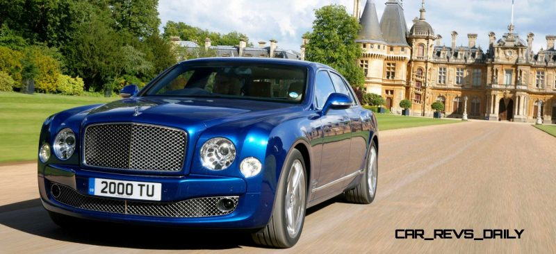 Loving the Bentley Mulsanne - Mega Galleries 63