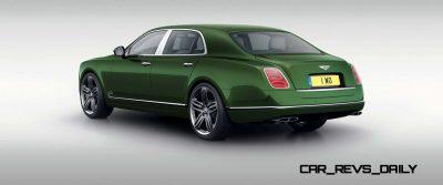 Loving the Bentley Mulsanne - Mega Galleries 64