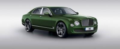 Loving the Bentley Mulsanne - Mega Galleries 65