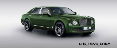 Loving the Bentley Mulsanne - Mega Galleries 65