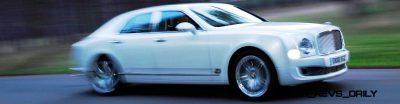 Loving the Bentley Mulsanne - Mega Galleries 67