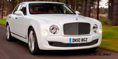 Loving the Bentley Mulsanne - Mega Galleries 68
