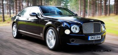 Loving the Bentley Mulsanne - Mega Galleries 69