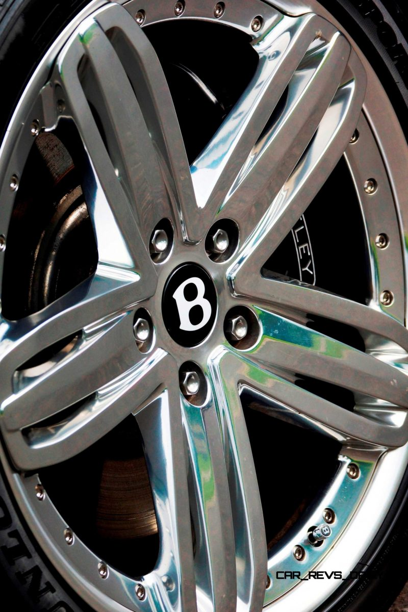 Loving the Bentley Mulsanne - Mega Galleries 7