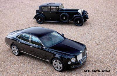 Loving the Bentley Mulsanne - Mega Galleries 70