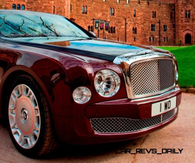 Loving the Bentley Mulsanne - Mega Galleries 72
