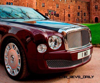 Loving the Bentley Mulsanne - Mega Galleries 72