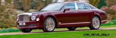 Loving the Bentley Mulsanne - Mega Galleries 73