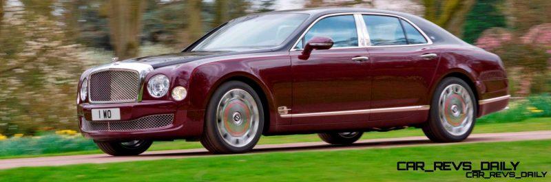 Loving the Bentley Mulsanne - Mega Galleries 73