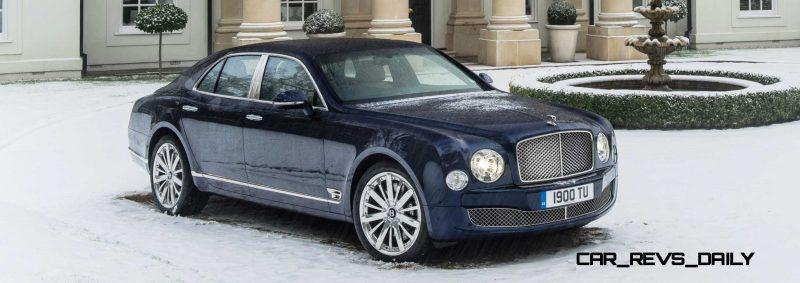 Loving the Bentley Mulsanne - Mega Galleries 74