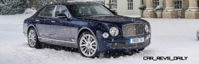 Loving the Bentley Mulsanne - Mega Galleries 75