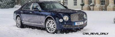 Loving the Bentley Mulsanne - Mega Galleries 75