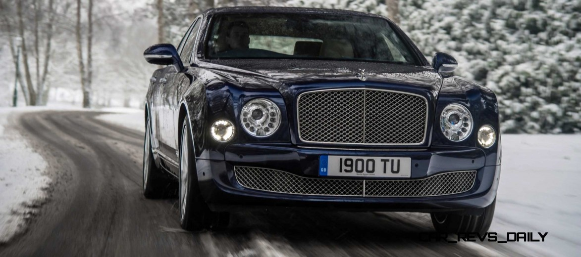 Loving the Bentley Mulsanne - Mega Galleries 76