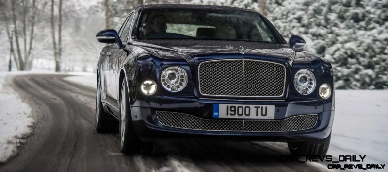 Loving the Bentley Mulsanne - Mega Galleries 76